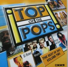 TOP OF THE POPS - THE BEST OF 2001 - VOLUME TWO - 2 CD