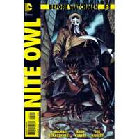 Before Watchmen: Nite Owl #2 in Near Mint condition. DC comics [*c0]