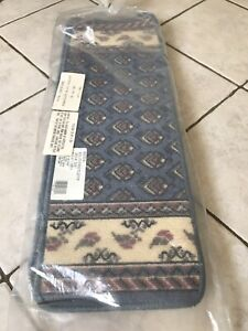 """NATCO Royal Stair-tread Collection Carpet Staircase Step Tread 9"""" x 26"""" - Pack 6"""