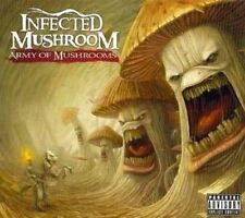 NEW Army Of Mushrooms (Audio CD)
