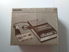 Philips EL3302 Cassette RECORDER