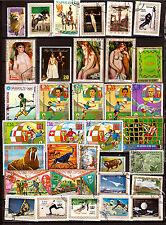 GUINEE equatorial/république: Sport,tableaux de nus, animaux ,divers F217
