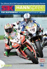 FIM SUPERBIKE WORLD CHAMPIONSHIP 2010 2 DVD. 446 Min. Biaggi/Aprilia DUKE 1864NV