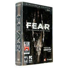 F.E.A.R.: First Encounter Assault Recon - Director's Edition [PC Game]