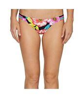 Body Glove Women's Sunlight Flirty Surf Rider Bikini Bottom SIZE MEDIUM