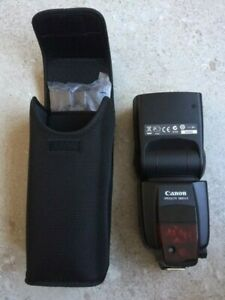 Canon Speedlite 580EX II Shoe Mount Flash