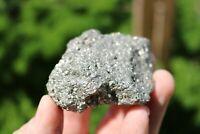 Iron Pyrite Fools Gold Crystal Large Specimen US Seller! Free Ship!