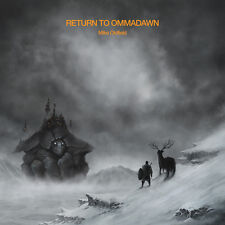 Mike Oldfield Return to Ommadawn CD 2017