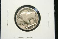1924 D Buffalo Nickel , VG Very Good Rotated Die by About 20 Degrees, US Coin!