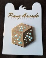 PAX East 2016 Pinny Arcade Limited Edition Exclusive Minecraft Pin