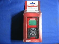 Craftsman Accutrac Laser Measuring Tool 48277 Measure Up to 100 Foot New