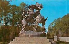 Murrells Inlet South Carolina~Brookgreen Gardens~Entrance~Fighting Stallions PC