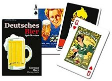 German Bier set of 52 playing cards + jokers (gib)