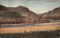 Roosevelt AZ From a Distance c1910 Postcard