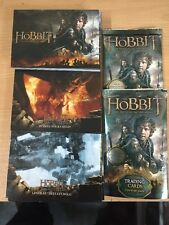 The Hobbit Battle Of The Five Armies Base Set Of 90 Cards Plus Wrappers
