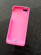 Iphone Power Bank Cover Case Pink