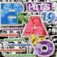 Bravo Hits 19 (1997) Sash, Spice Girls, Blümchen, Mr. President, All Sa.. [2 CD]