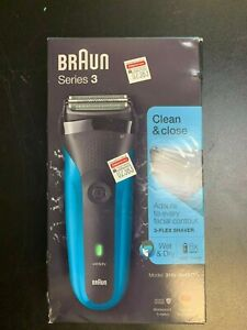 Braun Series 3 310S Wet & Dry Electric Shaver
