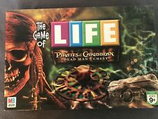 Pirates of the Caribbean Game of Life Board Game Dead Man's Chest