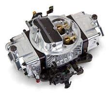 Holley 0-76651BK 650CFM MANUAL CHOKE Black Ultra Double Pumper Factory Refurb
