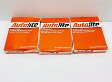 LOT OF 3 PACKS OF 4 AUTOLITE 1111 GLOW SPARK PLUGS