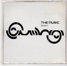 (ER205) The Music, Breakin' - DJ CD
