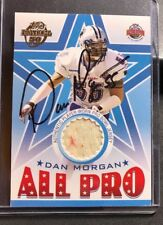 2005 Topps All Pro Relics AP-DM Dan Morgan Autograph