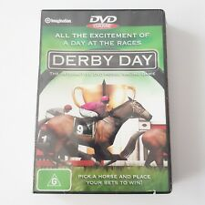 Derby Day Horse Racing DVD Game - New Sealed - 2006
