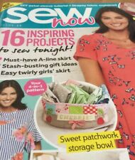 SEW NOW   sewing magazine  issue 23 No Free Patterns