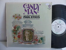 Candy man The songs and wit of PAUL SYKES Live at the ice house W 1593 PROMO