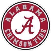 ALABAMA CRIMSON TIDE Decal ~ Car / Truck Vinyl STICKER - Wall Graphics, Cornhole