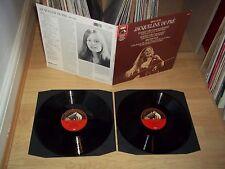 IMPRESSIONS Jacqueline Du Pre UK 1988 HMV EMI DIGITAL EX 7 69707 1 2xLP TOP !