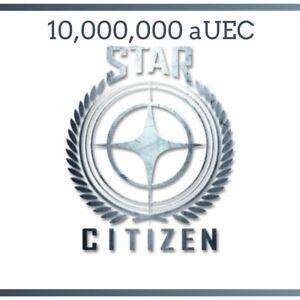 Star Citizen aUEC 10,000,000 Funds Ver 3.13.1 Alpha