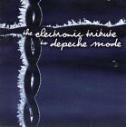CD 10T THE ELECTRONIC TRIBUTE TO DEPECHE MODE MADE IN USA 2002 FLUX/SPIRAL..