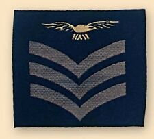 New Royal Air Force RAF Sergeant Aircrew Rank Slide