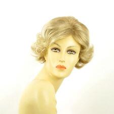 Perruque femme longue blond méché blond très clair VALENTIA 15t613