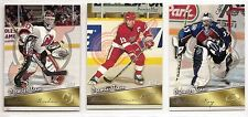 1999-00 Topps Premiere Plus Premiere Team Hockey set  Steve Yzerman  Patrick Roy
