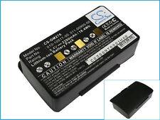 Battery for Garmin GPSMAP 276, 276c, 296, 376C, 378, 396, 478, 495 (2200mAh
