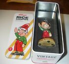 KELLOGG'S CEREAL DARK HORSE CRACKLE FIGURE  IN TIN LIMITED EDITION 500  RARE