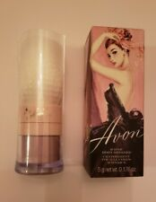 Avon Iconic Body Shimmer with Pretty Brush New in Box
