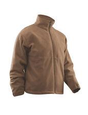 TruSpec Polar Fleece Jacket Coyote Size 2XL Regular