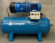 Hydrovane V04 Receiver Mounted Rotary Vane Compressor, 20.1Cfm, 4.0Kw, 200Litre!