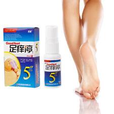 Foot Shoe Relieves Itching Deodorant Spray Feet Care Repair Cream Antibacterial