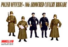 POLISH SOLDIERS - 10TH ARMOURED CAVALRY BRIGADE - POLAND 1939  1/35 MODELLAND