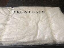 New 24 X 40 Frontgate Ivory Memory Foam Bath Mat