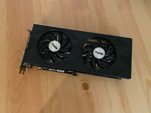 XFX R9 390 8GB GRAPHICS CARD *BARELY USED* CRYPTO MINING ETH/BTC