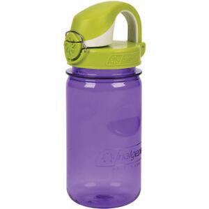 Nalgene Kids On the Fly Water Bottle - 12 oz. - Purple/Green