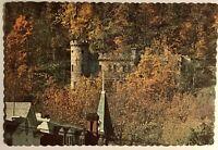 Berkeley Springs West Virginia Postcard Morgan County Historic Castle WV 522