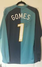 PSV Eindhoven Heurelho Gomes 1 Signed Football Shirt Spurs Watford Brazil GK