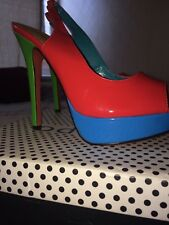Odeon Slingback Shoes